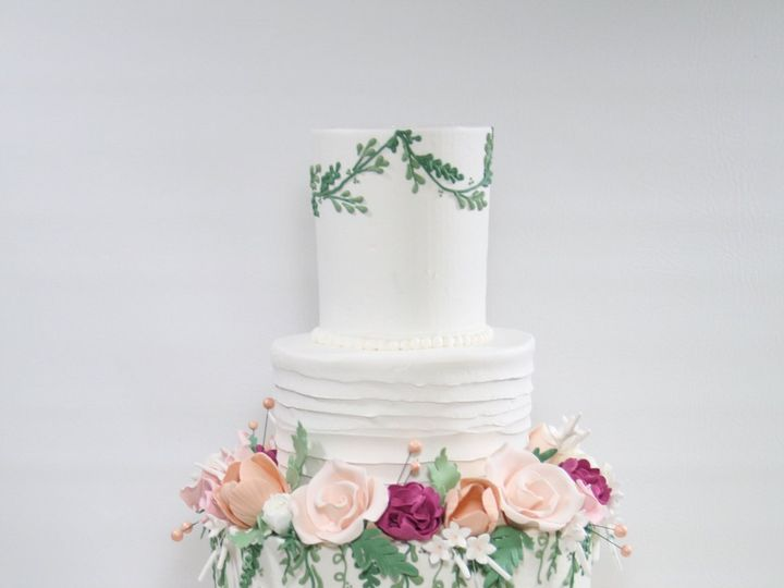 Tmx 1534427658 57e78441941e9546 1534427655 6c57892086a113fe 1534427662450 6 2018 02 07 00.24.4 Westwood, MA wedding cake