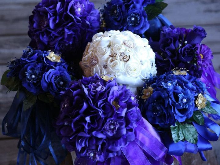 Deep hues of blue (Photography By Barry Polk)