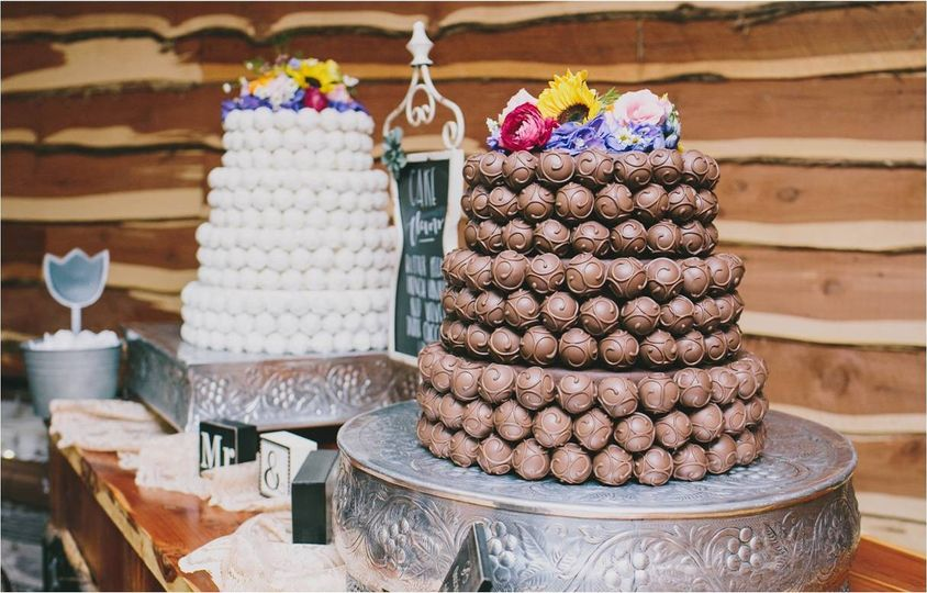 bride and grooms cake ball cakes cropped