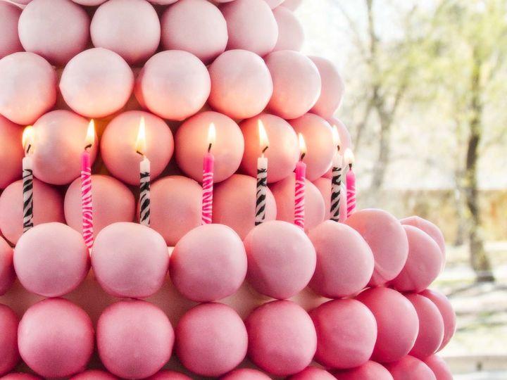 Tmx 1367859285454 Pink Cake Frisco, TX wedding cake