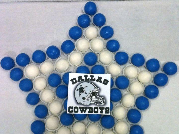 Tmx 1394116206154 Cowboys Cak Frisco, TX wedding cake