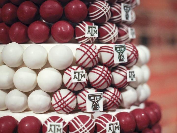 Tmx 1445442454976 Cake Ball Grooms Cake Close Up Frisco, TX wedding cake