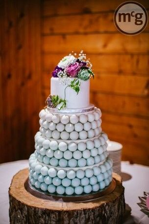 Tmx 1445442517060 Cake Balls Wedding Cake Light Green 304 Frisco, TX wedding cake