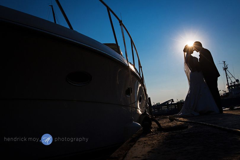 wedding post katie and cory