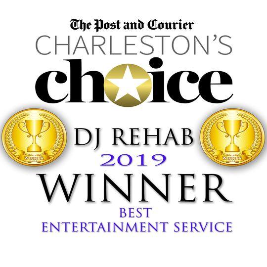 2019 Charleston's Best DJ