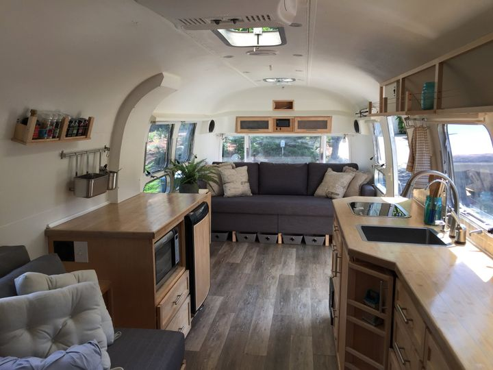 Airstream interior 2