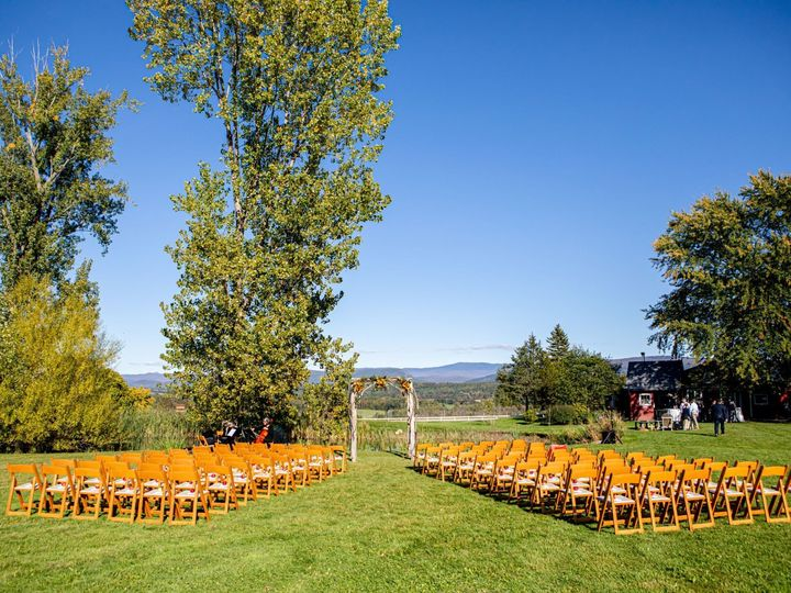 Tmx Ceremony 2020 51 371155 159397336426393 New Haven, VT wedding venue