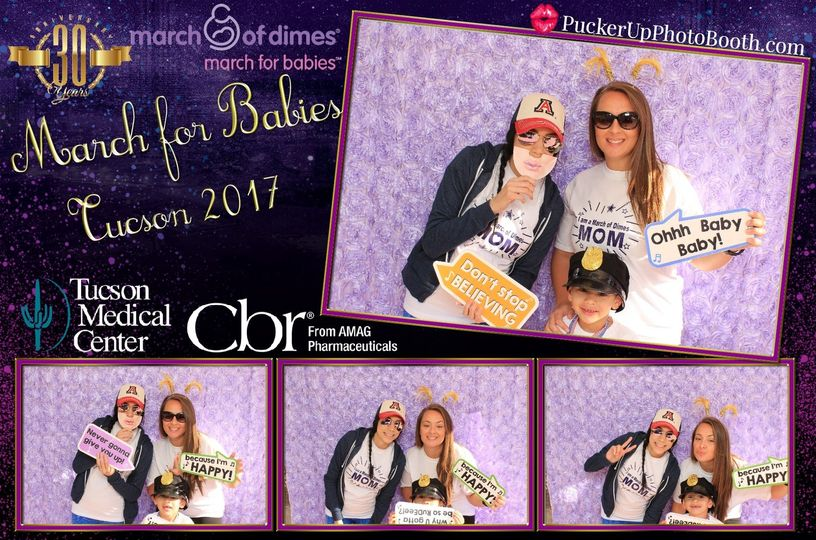 March for babies Tucson Charity event.   Check out all our packages and features at...