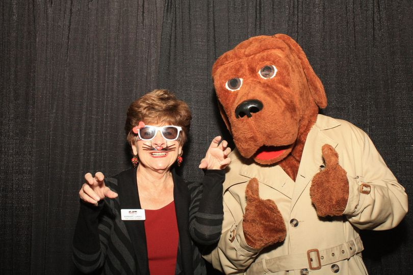 Our own Barbara Lawall and McGruff letting loose for a good cause.  88 -Crime.   Check out all our...