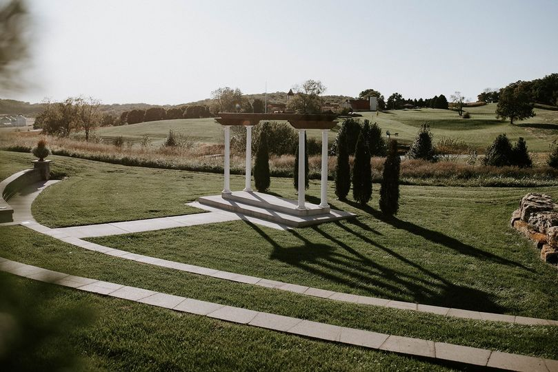 The Fields Outdoor Ceremony