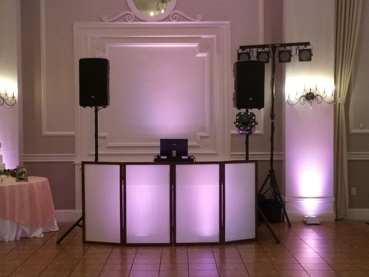 Tmx Blush Uplights 51 13155 Berlin, New Jersey wedding dj