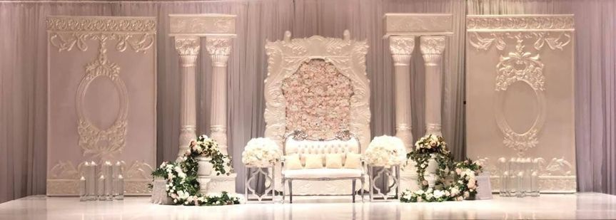 White Pillar setup