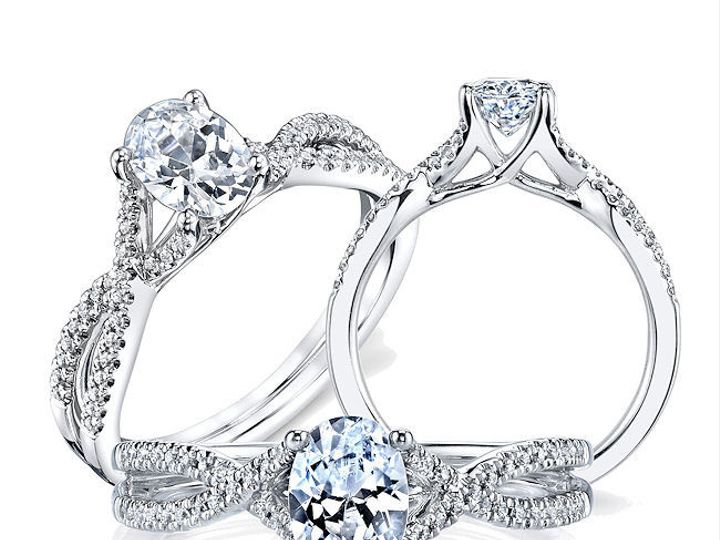 Tmx 1486425628925 25475 Lakeville, MN wedding jewelry