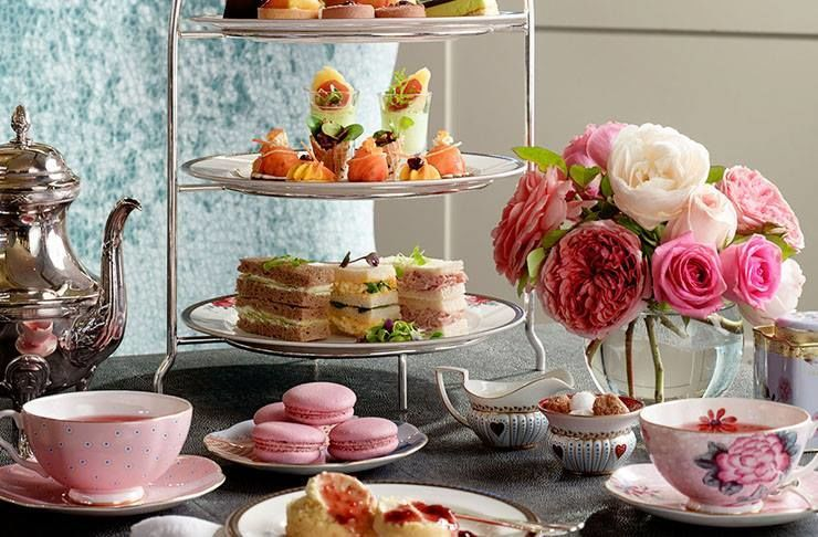 Victorianhightea.com Catering & Event Planning