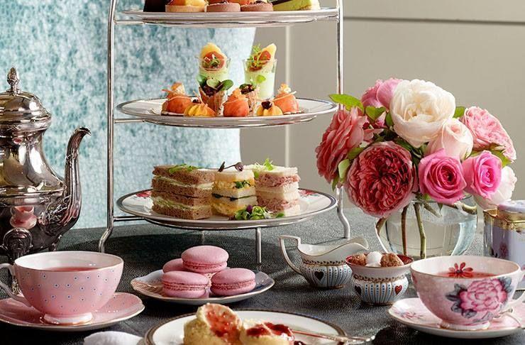 Victorianhightea.com Catering & Event Planning