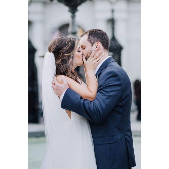 French Quarter Wedding