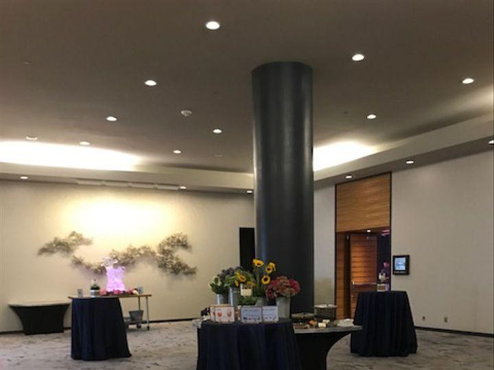 Tmx Navy Foyer 51 65155 Minneapolis, MN wedding venue