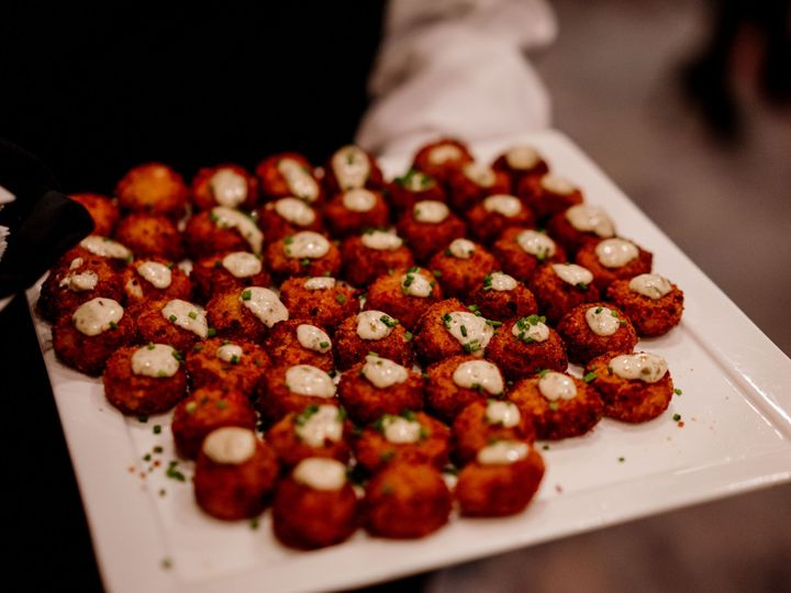 Tmx Passed Crab Cakes 51 65155 Minneapolis, MN wedding venue