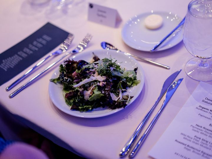 Tmx Salad Course 51 65155 Minneapolis, MN wedding venue