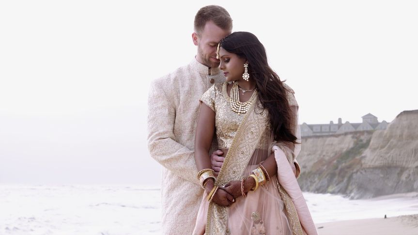 Nandini and Stephen