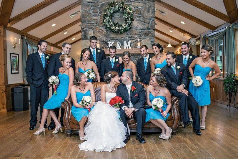 Zukas Hilltop Barn Venue Spencer Ma Weddingwire