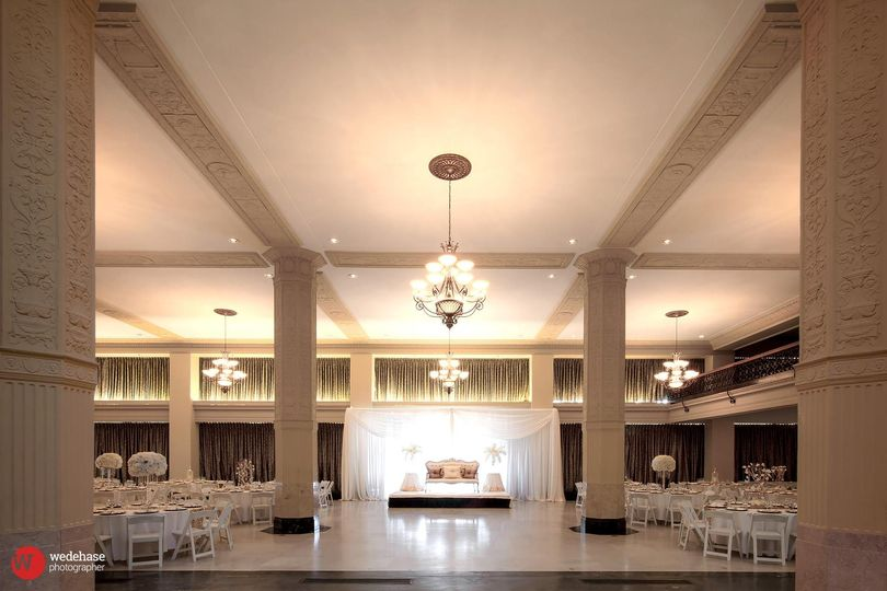 View of the Grand Ballroom
