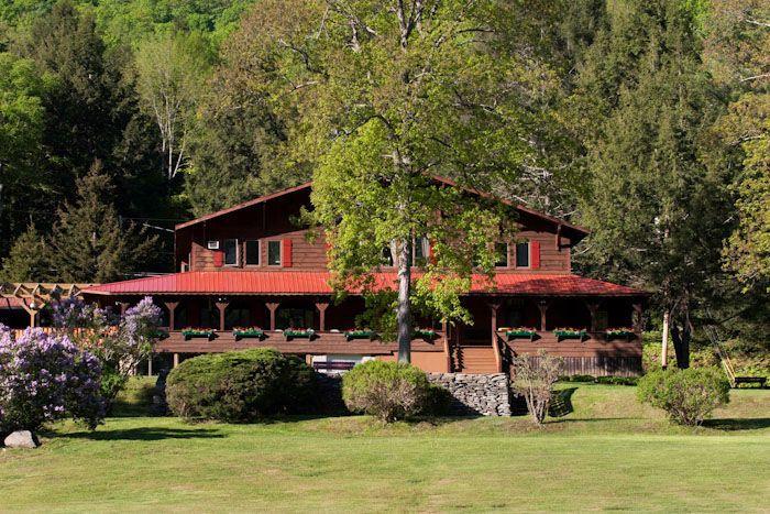 The Alpine Inn ground