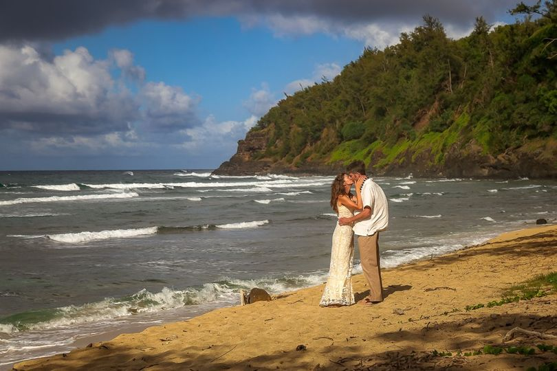 Kauai Tropical Weddings