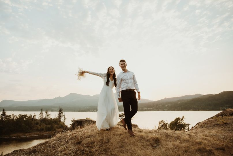 Government Cove Elopement