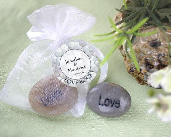 Tmx 1253889517031 4LoveRocksStones Glen Rock wedding favor