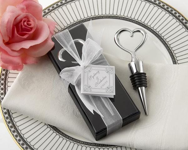Tmx 1253889585062 6ChromeHeartBottleStoppers Glen Rock wedding favor
