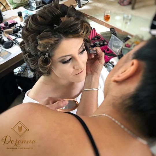 Doranna Hairstylist & Makeup Artist