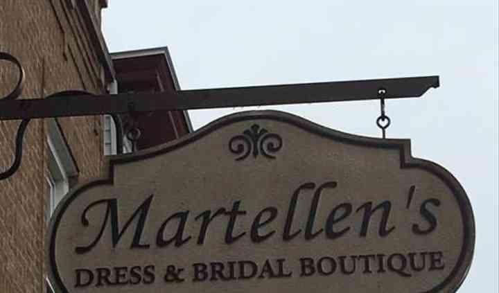 Martellens Dress & Bridal Boutique