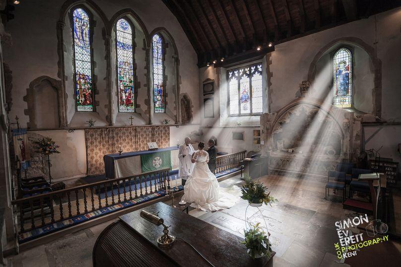 Minster wedding