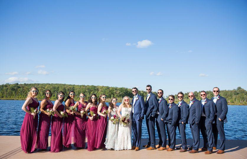 Cassondre Mae Photography PA Wedding Photographer Woodloch Resort