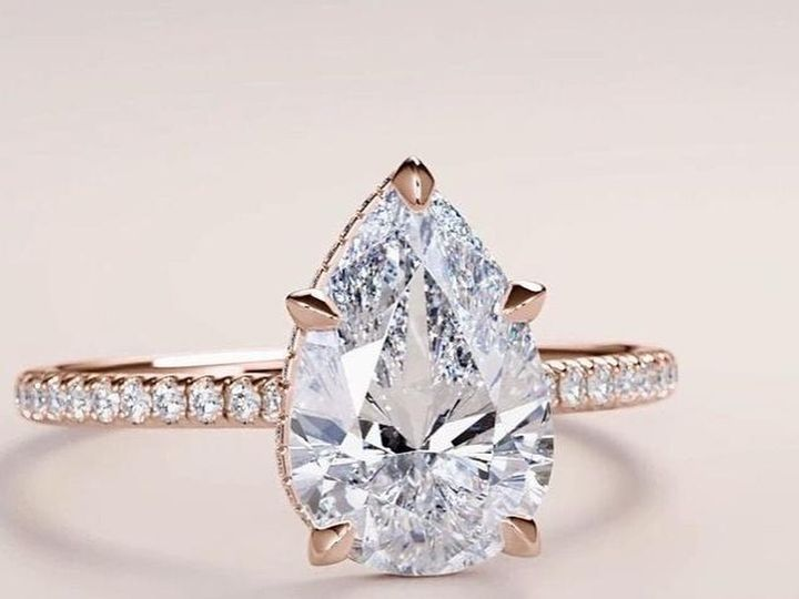 Tmx Diamonds With Rose Gold Finsih 51 1990255 160431477125742 New York, NY wedding jewelry
