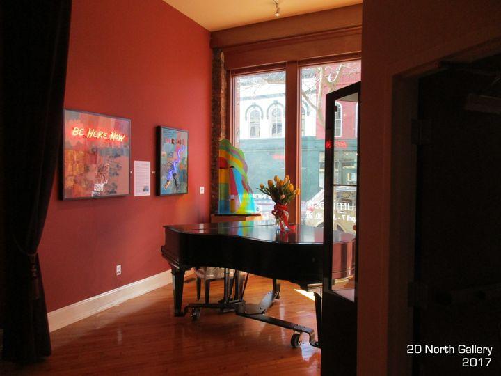 Historic Mason & Hamlin piano
