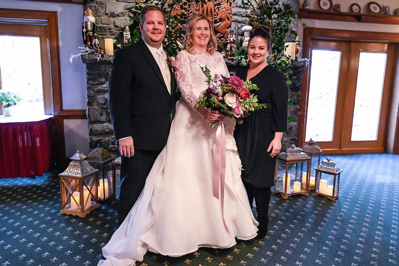 Lisa & Gary, thank you for bringing me all the way from Florida to West VA for your gorgeous...