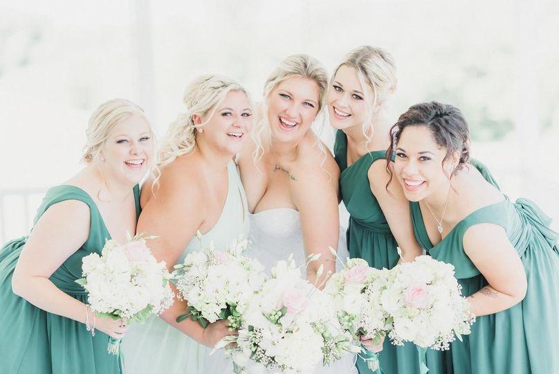 Bombshell Brides