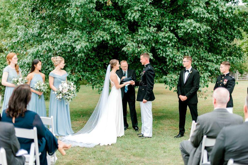 Glasgow Farm Wedding