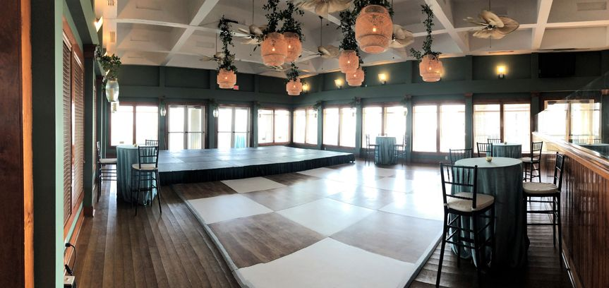 Dance Floor in Main Room