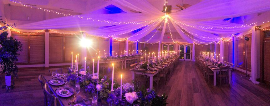 Draping in Private Banquet