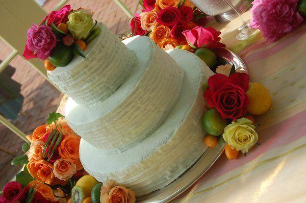 Embree House Wedding Cakes