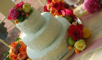 Embree House Wedding Cakes