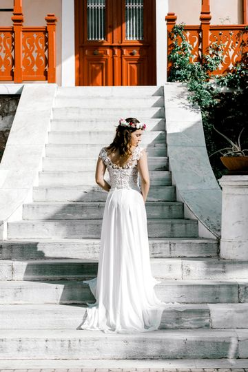 Bride - Athens Greece