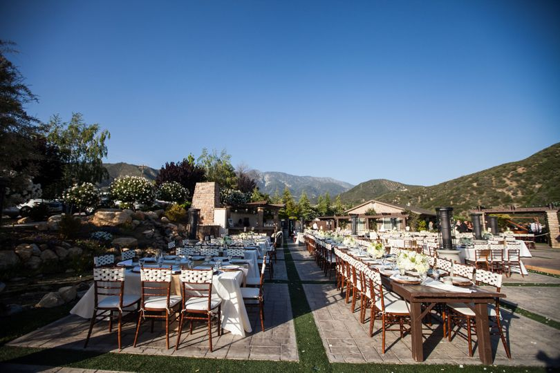 Serendipity Garden Weddings Venue Oak Glen CA WeddingWire