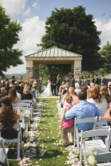 Branson Wedding Ceremony