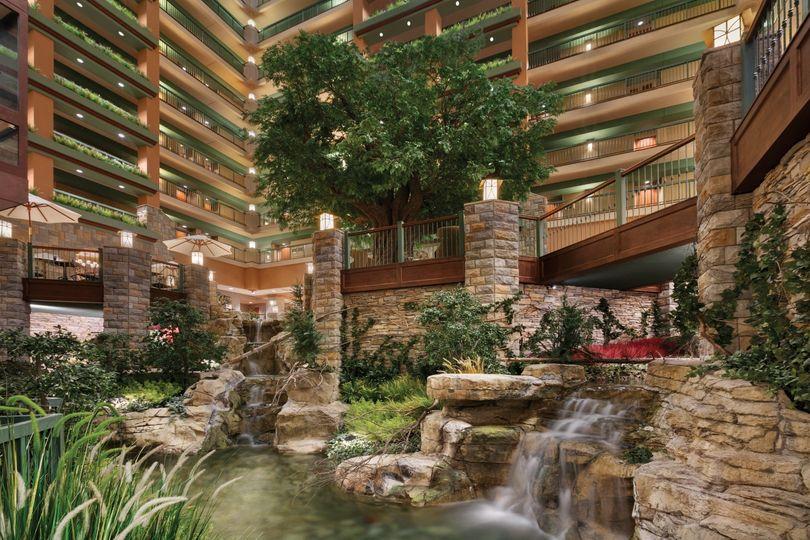 Grand Atrium Lobby