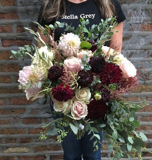 Free Flowing Bouquet