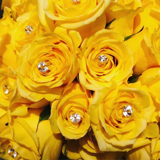 Lemon Yellow Bouquet